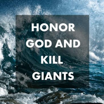 Lifeline Honors God and Kills Giants