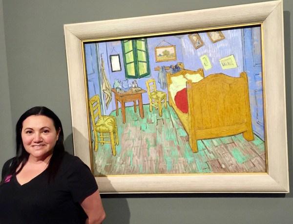 Van Gogh Bedroom at Arles