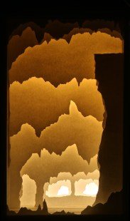 Image: Melissa Goh, background for animation