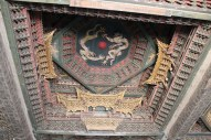 Detail of the golden halls (Photo by Di Luo)