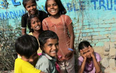 Don't worry; be happy #GivingTuesday#India