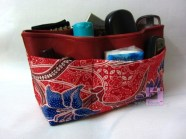 Red Bag Organizer (contents not included)
