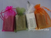 Handmade soaps from natural ingredients
