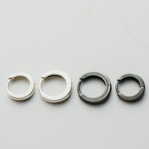 Huggie Hoops Earrings for Men