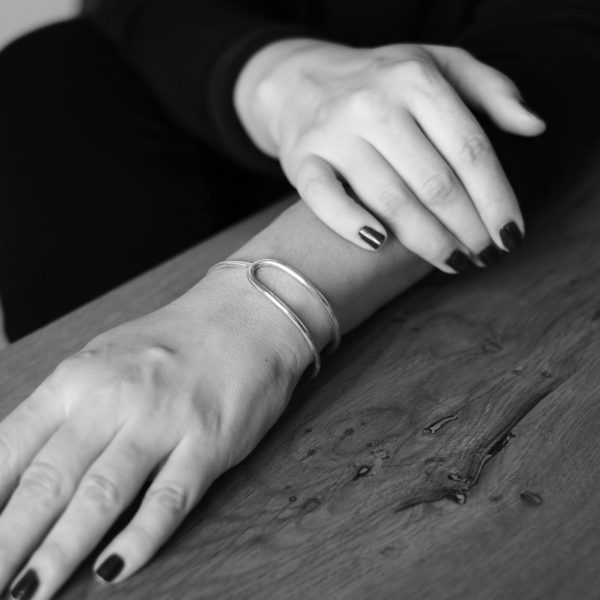 Minimalist Cuff Bracelet