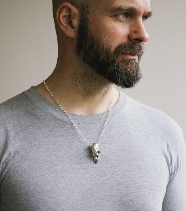 Art jewelry for men