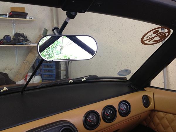 AC Cobra Style Rückspiegel