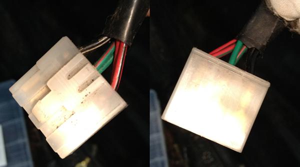 Originaler Stecker für die Fensterheber-Schalter