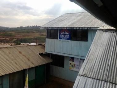 Knihovna Amani Kibera