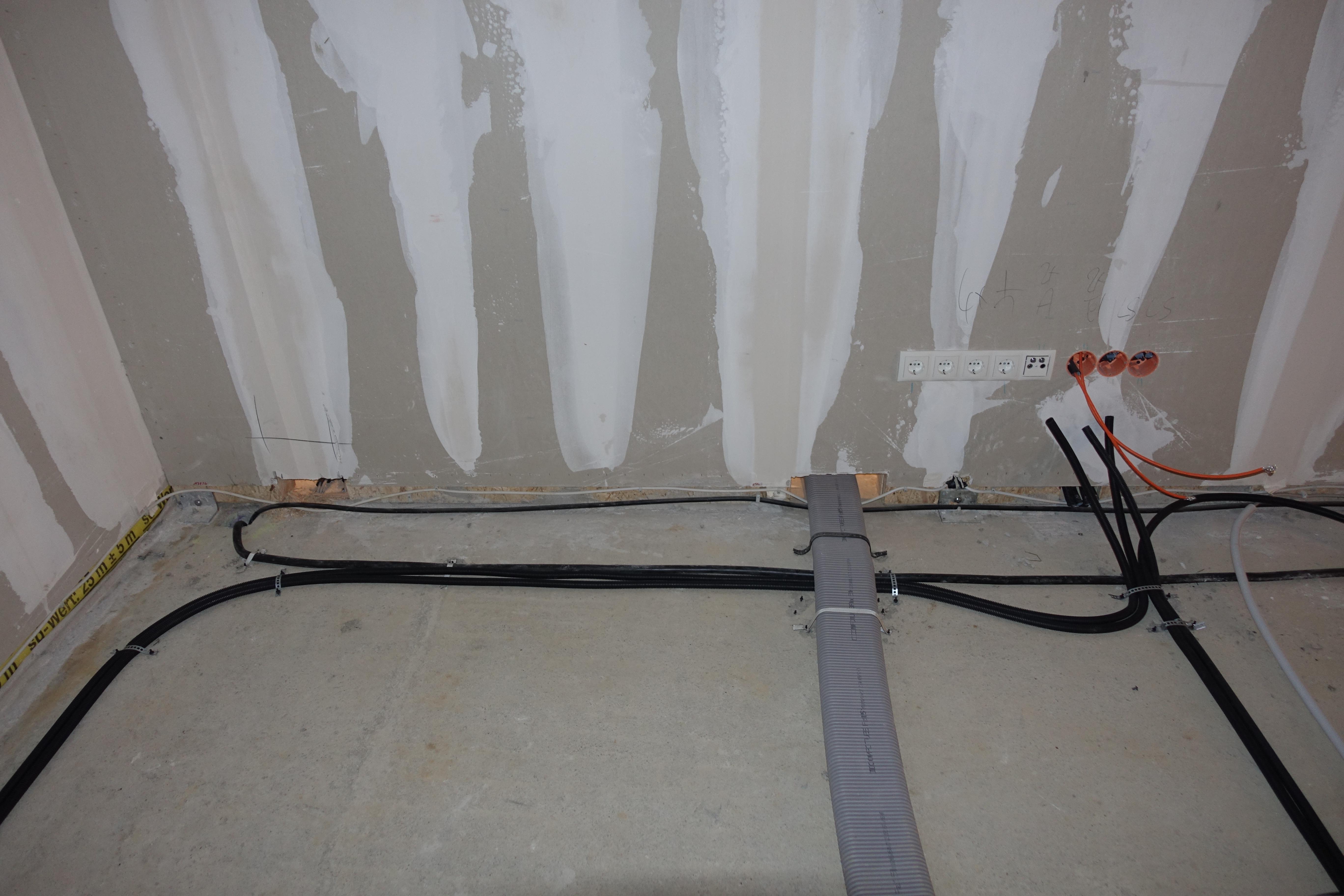 Verkabelung Lautsprecher