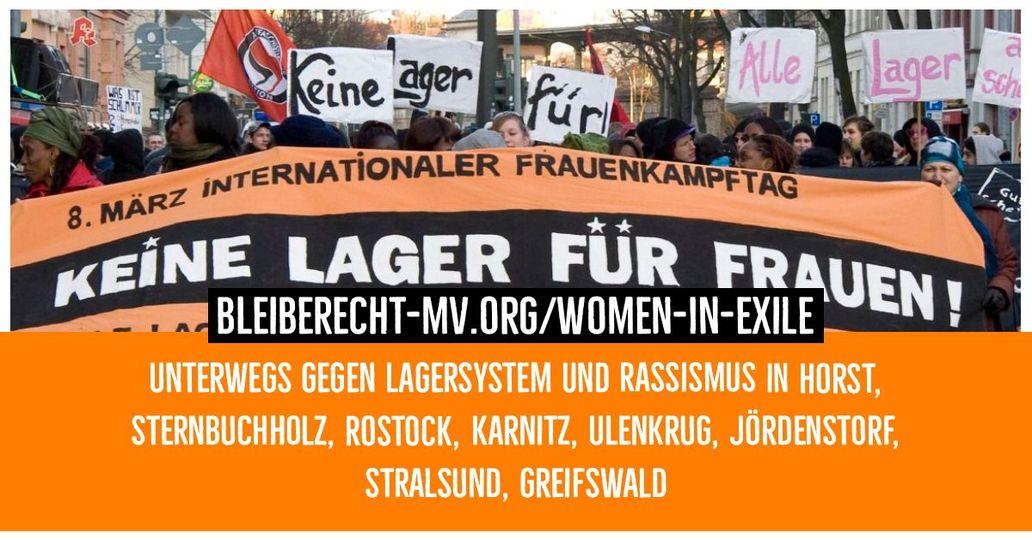 Fr 30.07. Empowerment mit Women in Exile