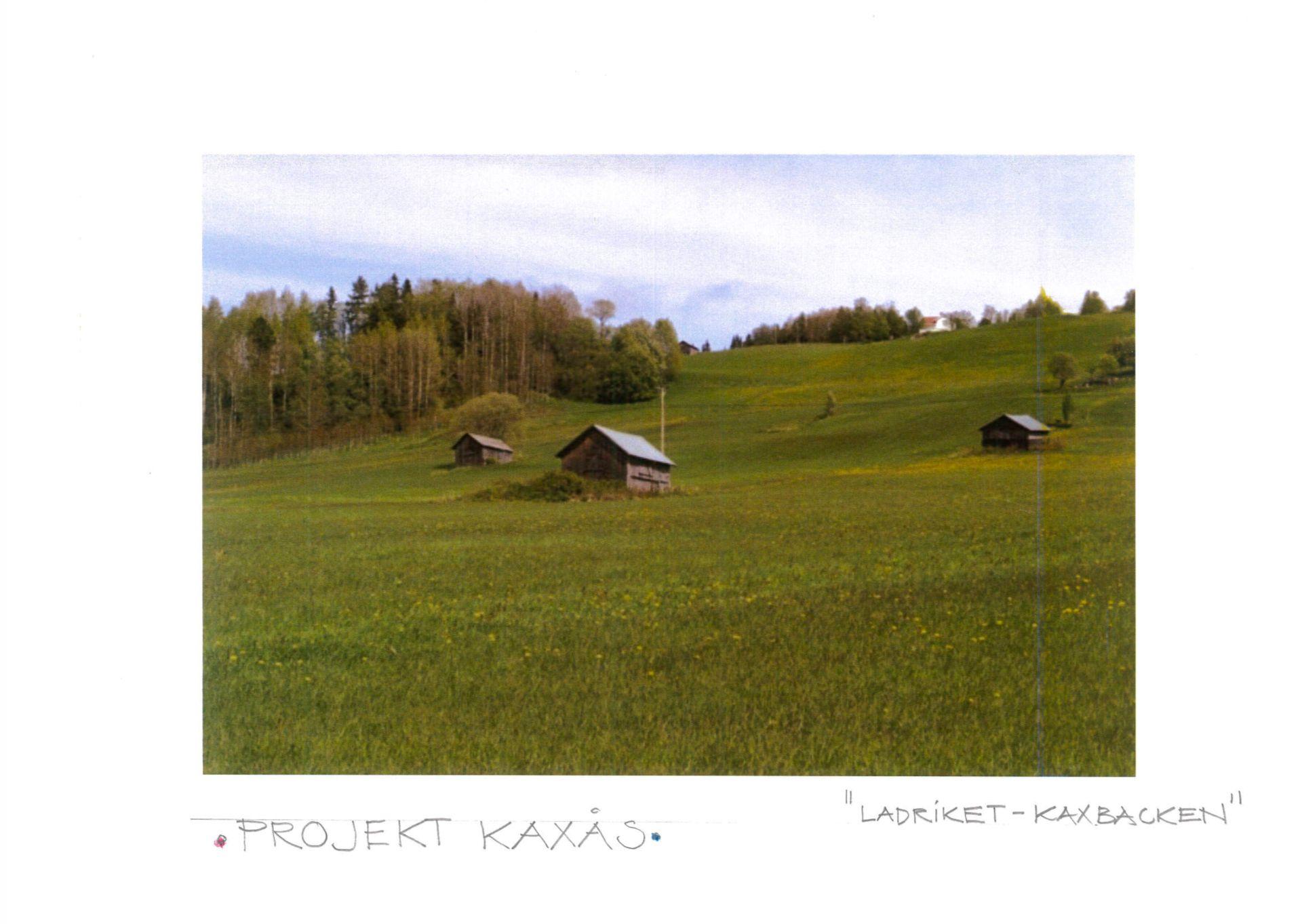 Ekobyn Ladriket och Ekobyn Sjöstranden Projekt Kaxås