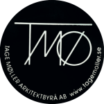 Tage Möller Arkitektbyrå logo