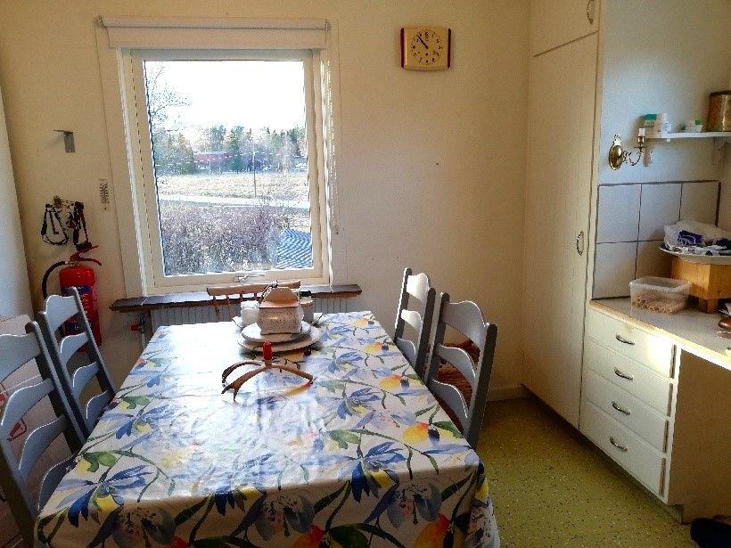 O'Larsgården i Åflo till salu – kök.