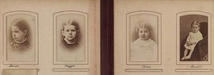 Fetițele familiei Spafford