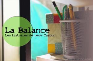 La Balance, se préparer à disparaitre