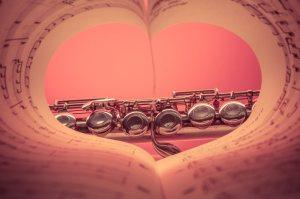 La musique donne du coeur