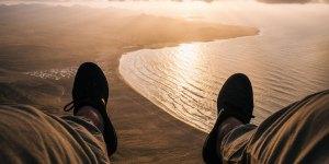 Les grandes plages de sable fin … en fauteuil roulant
