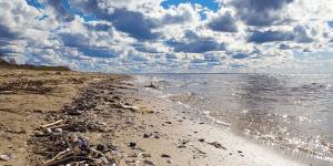 La mer méditerranée – Poubelle la Vie