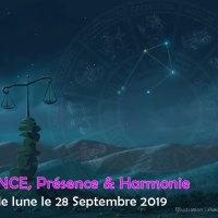 Nouvelle Lune en Balance - L'harmonie à portée de main