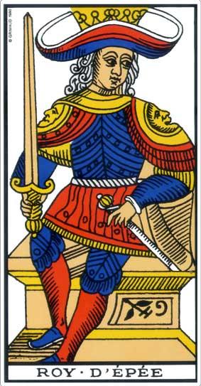 roi-epee-tarot-marseille