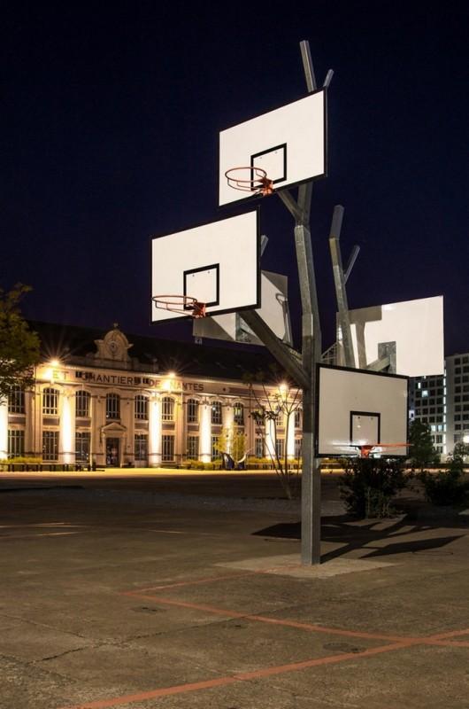 #44/52 - Arbre à basket II