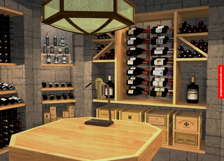 Cave_a_vin_magnums_portos_3D