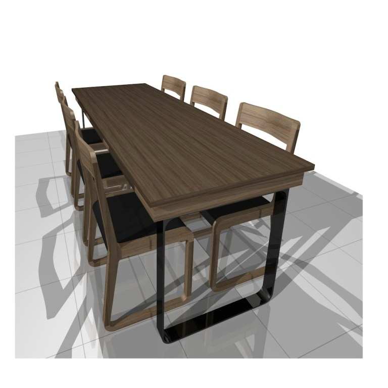 ensemble_salle_a_manger_Dinning_room_set