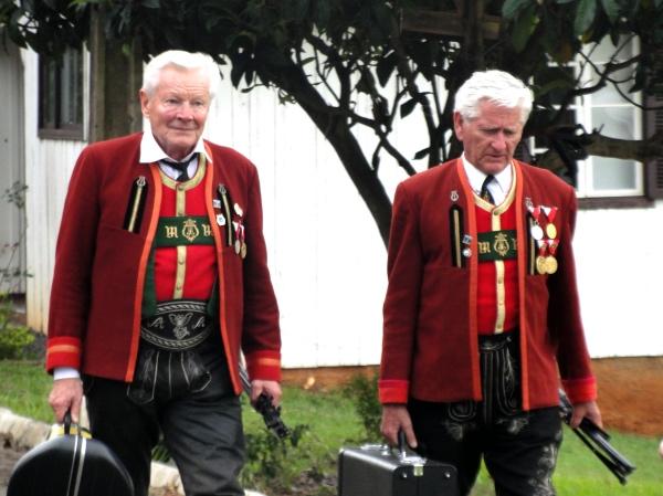 Músicos da Tirolerfest