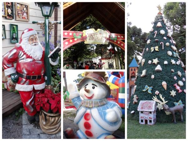 A entrada da Vila de Natal é gratuita