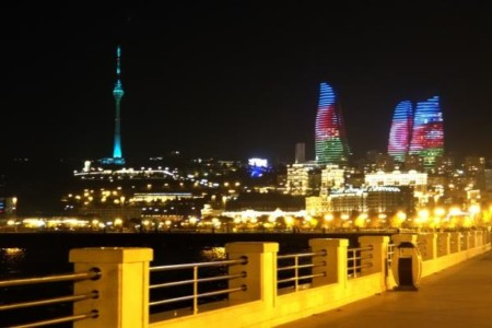 Turismo em Baku – capital do Azerbaijão