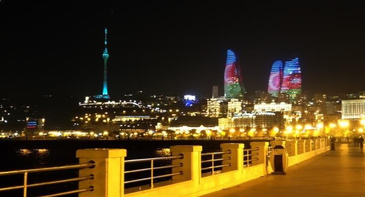 Turismo em Baku – capital do Azerbaijão