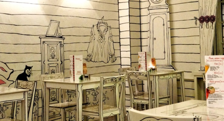 Onde experimentar comida típica polonesa – Restaurante Kluska Polska