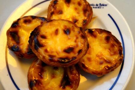 Pastel de Belém: um gostinho de Portugal