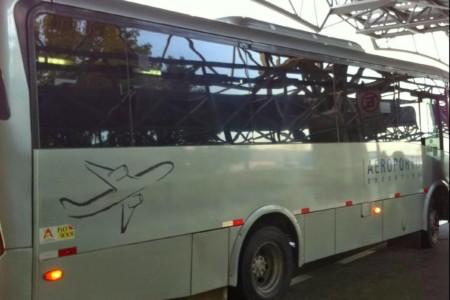 Como ir do aeroporto de Curitiba ao centro: ônibus Aeroporto Executivo