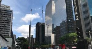 Avenida Paulista em São Paulo