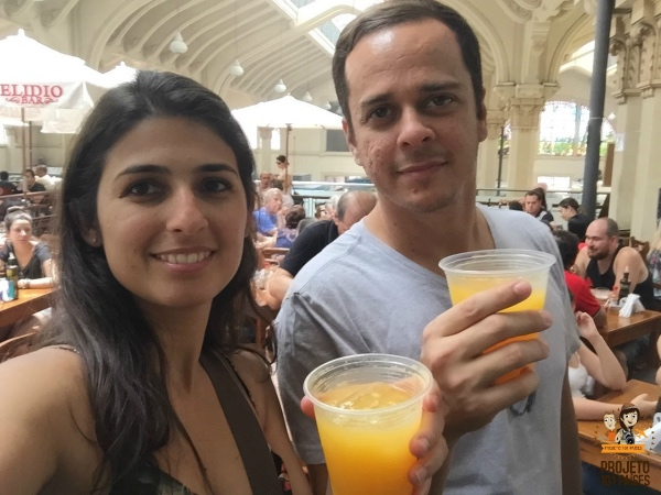 Epa! Voltamos em 2016 e dessa vez tomamos suco de laranja!