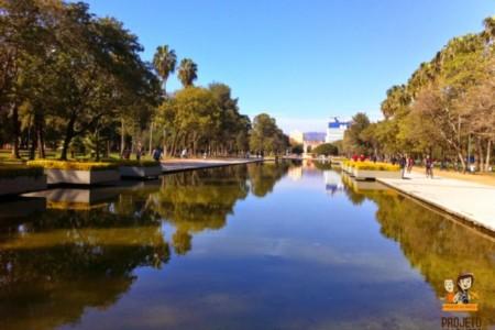 Vou pra Porto Alegre, tchau!