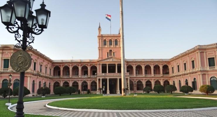 Resultado de imagem para Palácio do Governo, Assunção, Paraguai