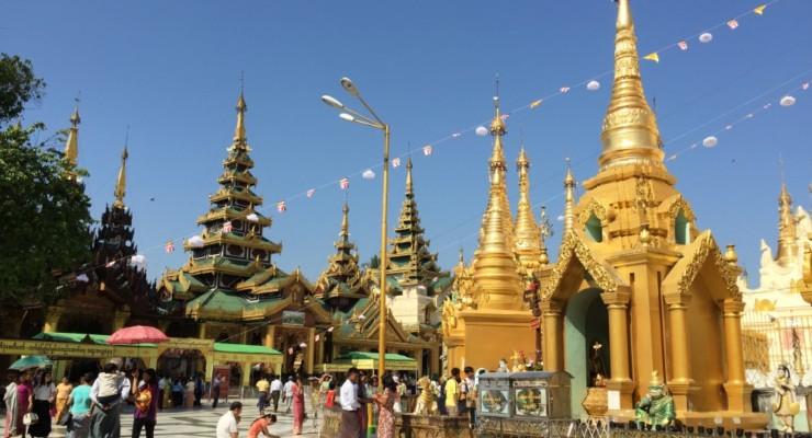 Um dia em Yangon: a nossa porta de entrada em Myanmar