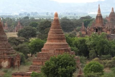 O que ver em Bagan: a cidade de mais de 2 mil templos