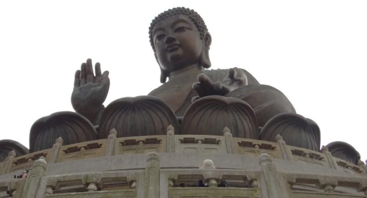Hong Kong: a ilha de Lantau e o Grande Buda