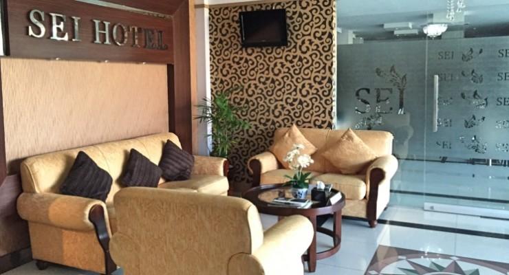 Sei Hotel: nossa hospedagem em Banda Aceh