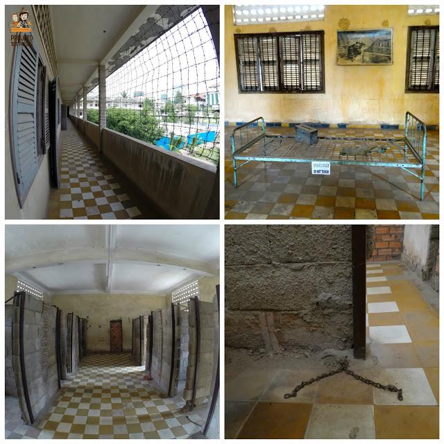 5. Dentro de Tuol Sleng_