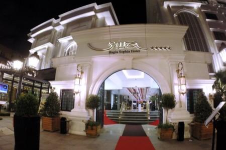 Sura Hagia Sophia Hotel: a nossa hospedagem em Istambul