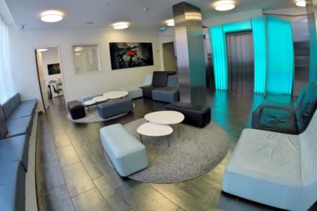 Hotel Cristal: ótimo custo-benefício em Genebra