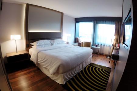 Sheraton Zürich Hotel – Hospedagem de luxo em Zurique