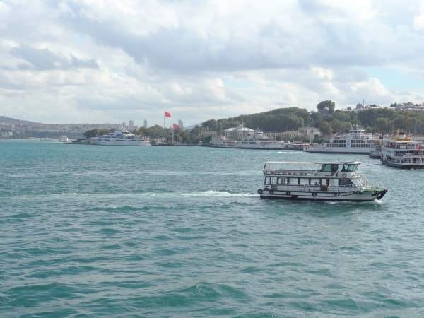 Bosforo Istambul