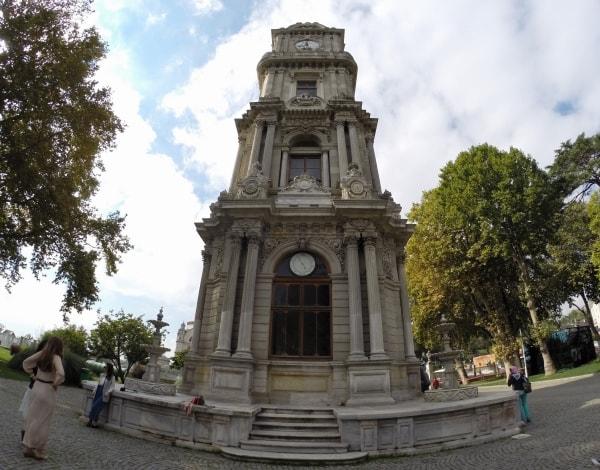 Dalmobach Clock Tower