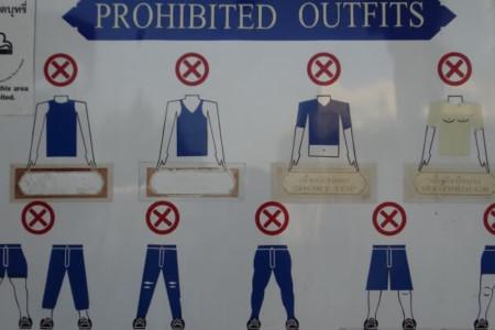 Dress Code: o código de vestimenta no sudeste asiático